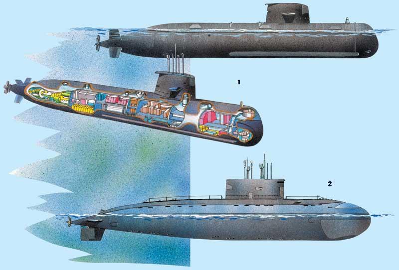 Торпедная пл типа gotland швеция 1966